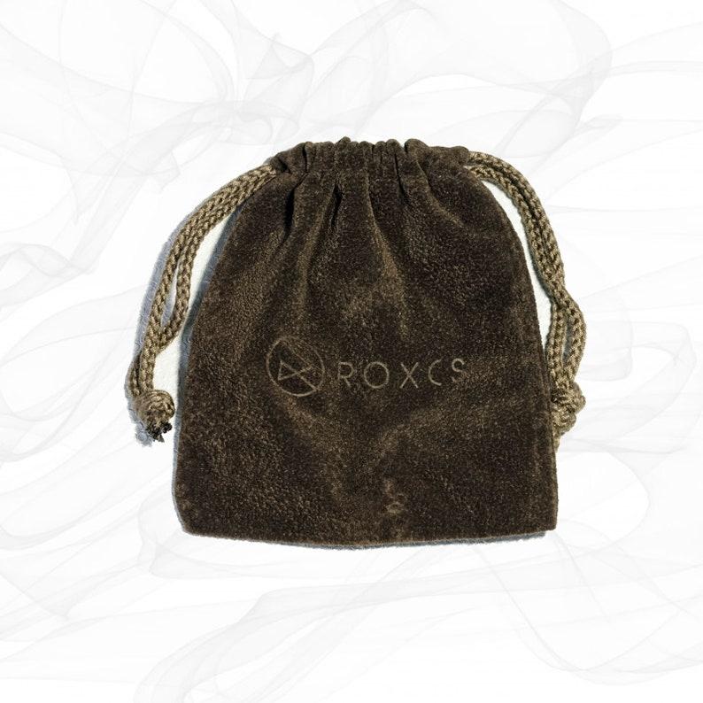 by Roxcs one size AL002 Simple Grey smooth 3mm Nappa Leather Wrap around Bracelet for Women