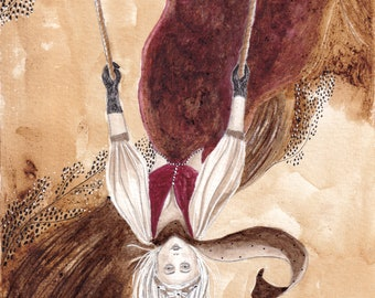 Illustration - Women who Run with the Wolves
