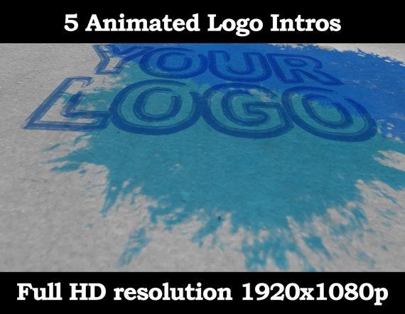 Animated Logos Youtube Intro Youtube Intro Youtube Outro Youtube Channel Youtube Promotion Promo Intros Intro Video End Screen