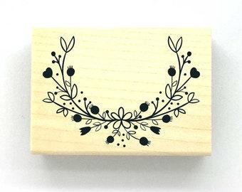 "Stamp ""Boho Flower Vine"""