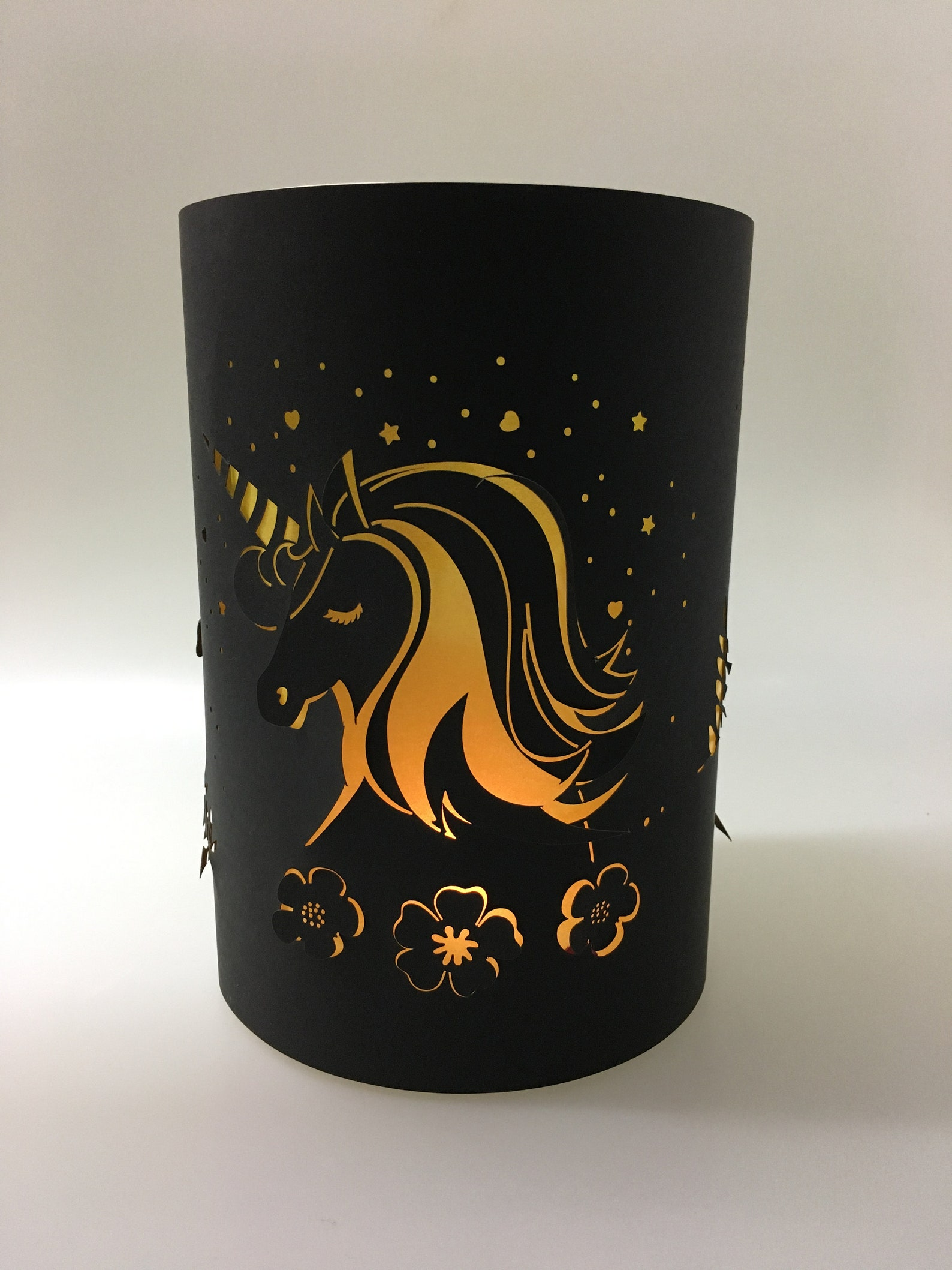 Craft Set Lantern Unicorn, St. Martin's Lantern,