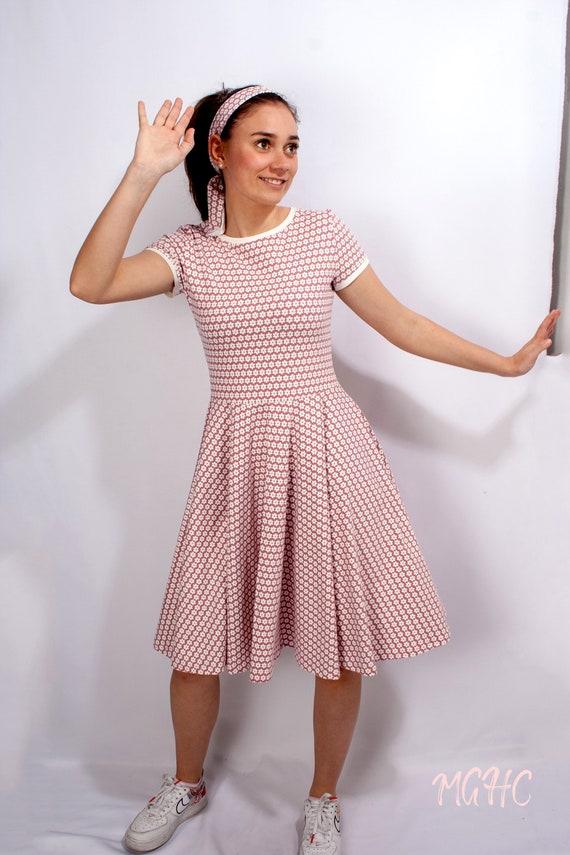 New York weich und leicht rationelle Konstruktion Kleid