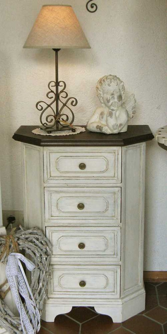 Alte Kommode Mit Schubladen Vintage Commode Chiffonier With Etsy