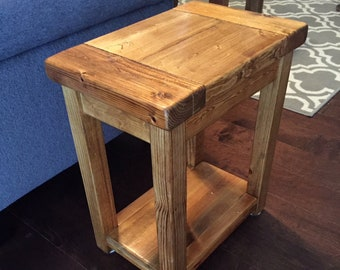 Small End Table Etsy