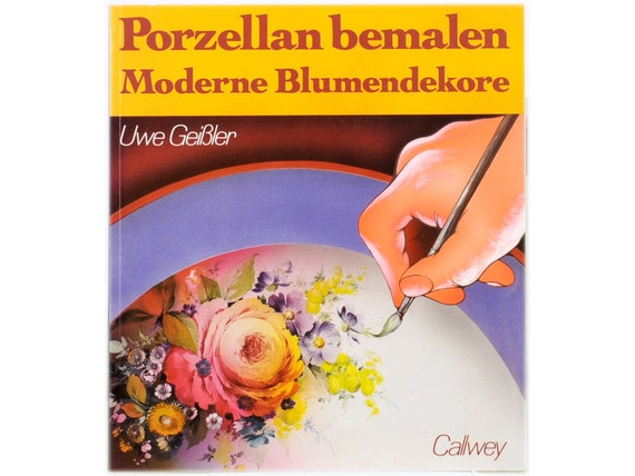 Porcelain Painting with Uwe Geissler