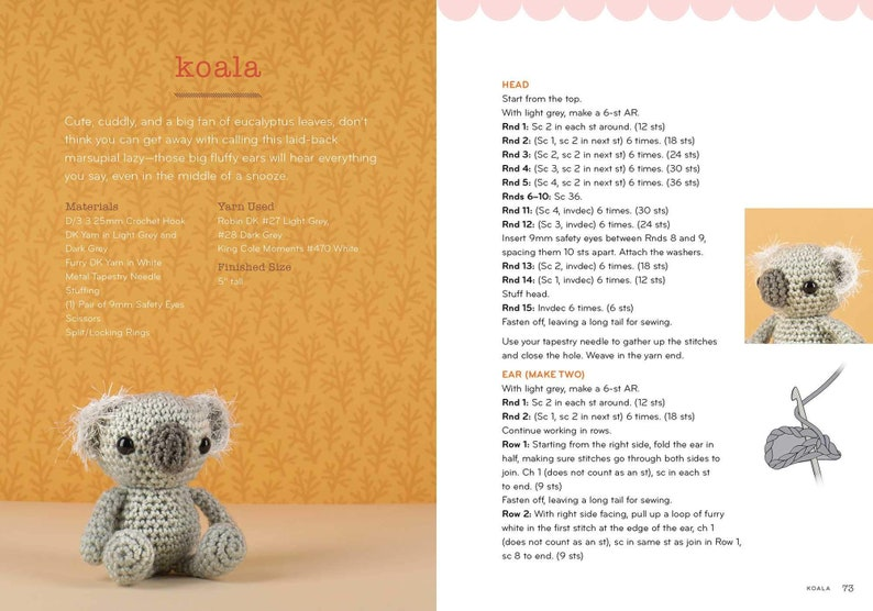 Super Cute Crochet 10 Super Cute Projects for Animal Lovers