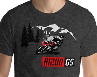 BMW Motorcycle Shirt