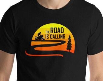 Motorcycle Rider T-Shirt