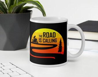 Motorcycle Mug Gift