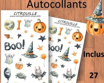 Items Similar To Halloween Card Making Kit Halloween Craft