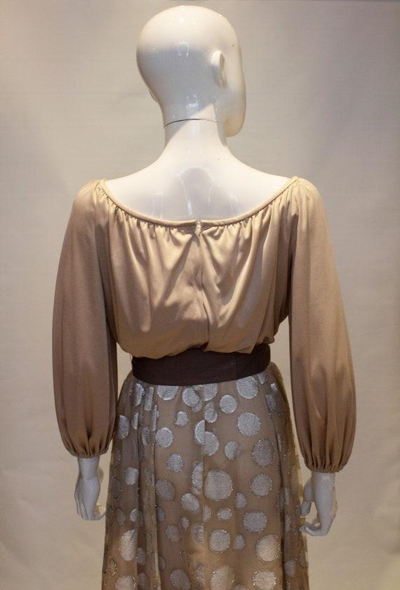 Vintage Lilli Diamond Evening Dress - image 2