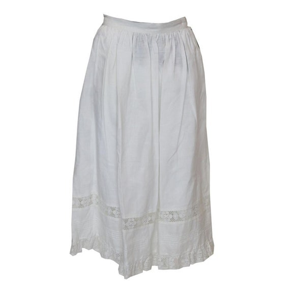 A Vintage 1970s Cotton summer Skirt by John Radael