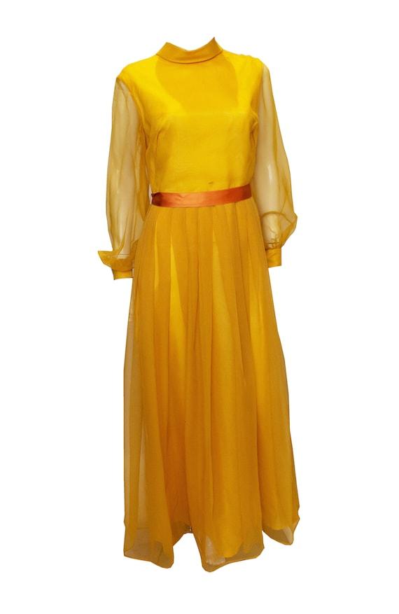 Vintage Cresta Evening Gown