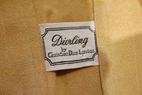 Vintage Diorling /Christian Dior  Ultrasuede Jack… - image 6