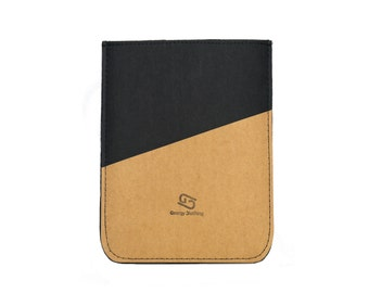 """Kindle case """"Leander"""" made of washable paper * vegan * sustainable * individual"""