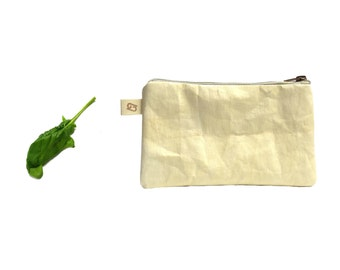 """Bag """"Loki"""" organic made of washable paper dyed with plant material * vegan * individual * exceptional"""