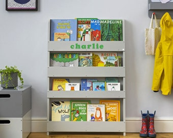 Tidy Books Personalised Childrens Bookcase