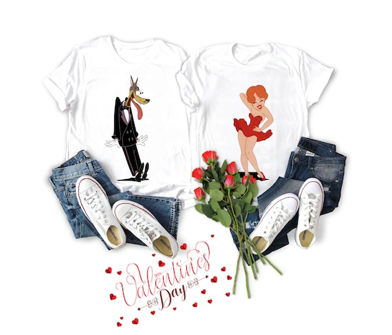 1019ac17ad Quality T-Shirts Perfect for Valentine's Day Gift for   Etsy