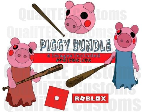 indian gamer roblox Roblox Piggy Bundle Piggy Character Gamer Svg Png Jpg Etsy