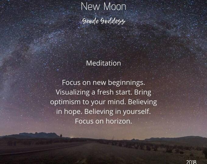 LARGE Moon Phase Boxset