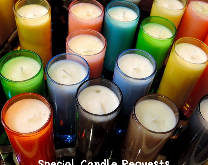 Special Request Candles