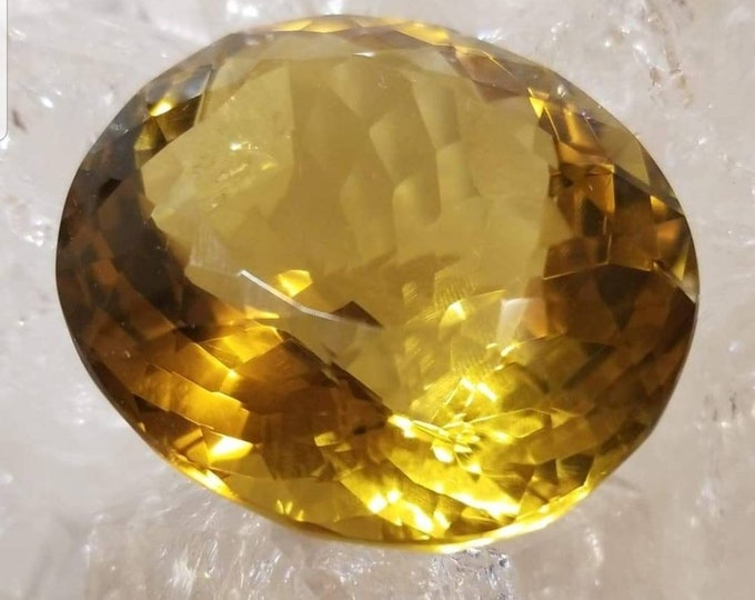 330cts of Natural Citrine