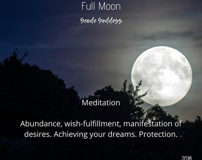 SMALL Moon Phase Boxset