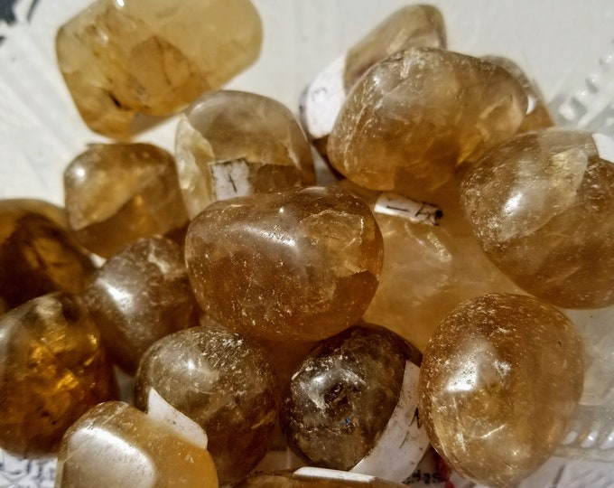 Citrine from India