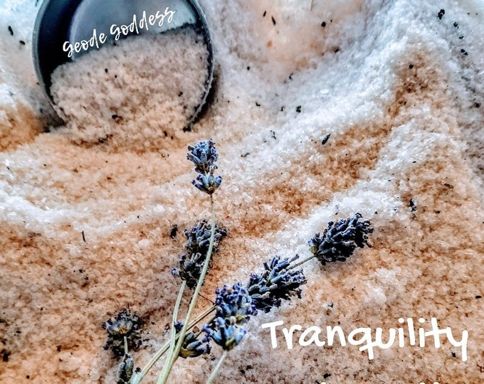 Tranquility Scented Bath Salts