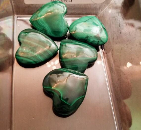 Malachite Hearts