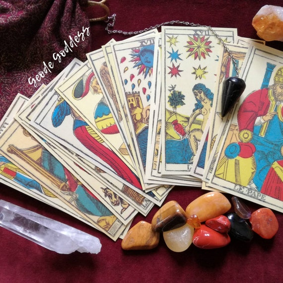 Ten Card Tarot Reading