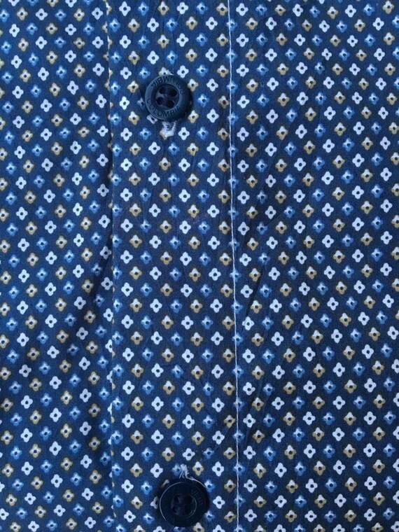 Nouveaux ChisoShirts détails bleu, L: blanc et marron en taille L: bleu, manches longues 6a42c8