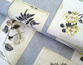 Decorative fabric plants