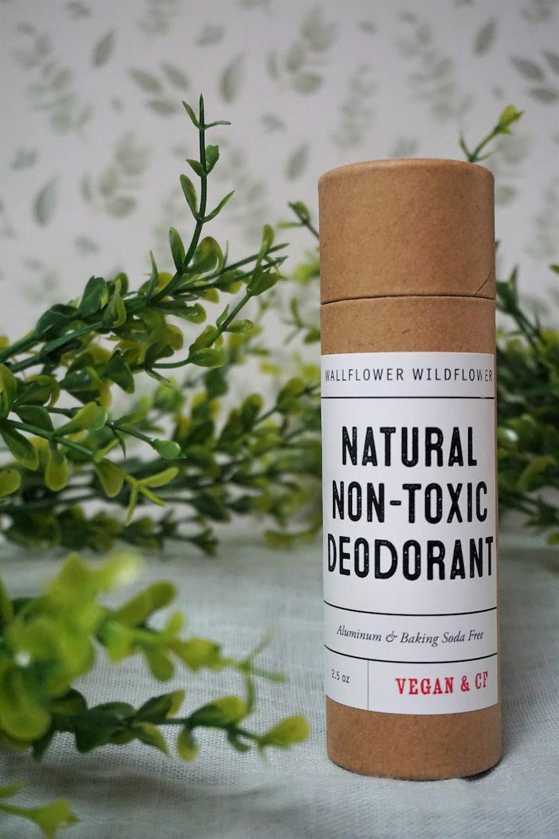 Lavender Non-Toxic Deodorant  Vegan Cruelty Free Zero image 0