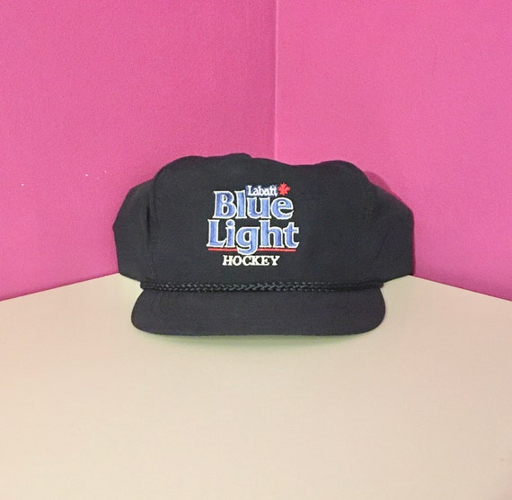 Labatt Blue Light Hockey Vintage Snapback Hat