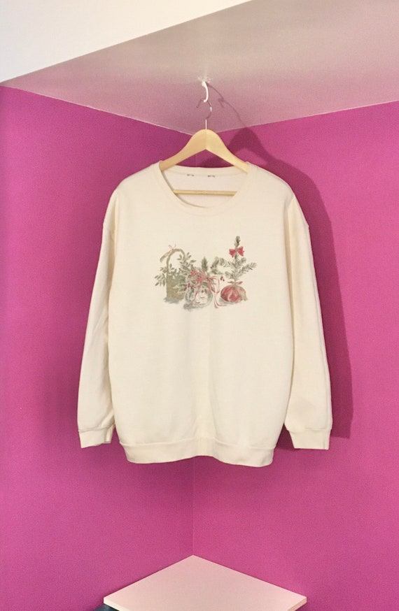 Christmas Vintage Pullover Sweater