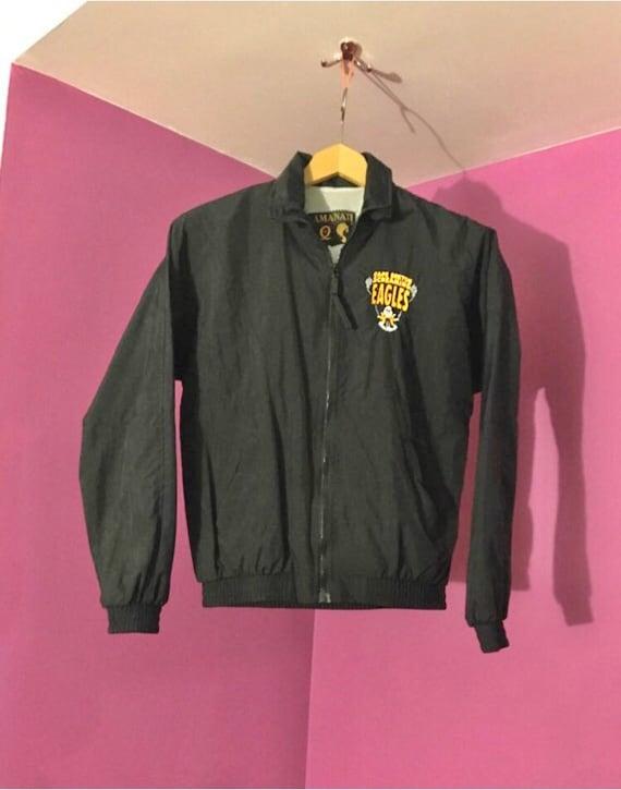 Cape Breton Screaming Eagles Vintage Jacket