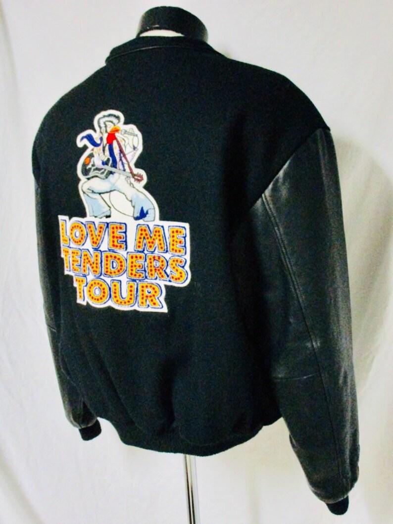 Love Me Tenders Vintage Heavy Jacket