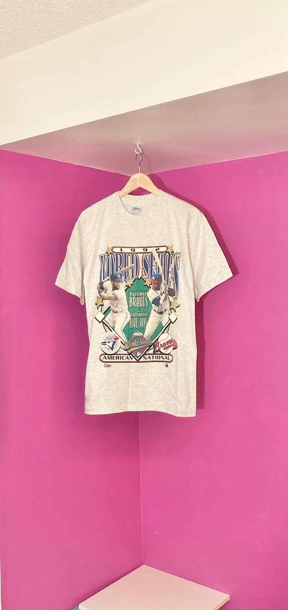 M/M Toronto Blue Jays 1992 Vintage Shirt