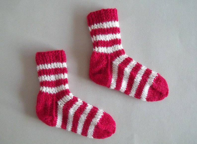 Baby socks size 2021