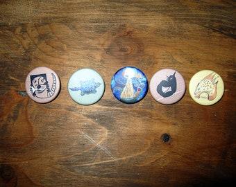 Artists - Buttons