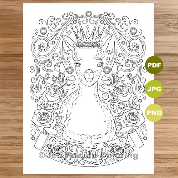 Coloring Pages to print (101 FREE pages!) | 570x570