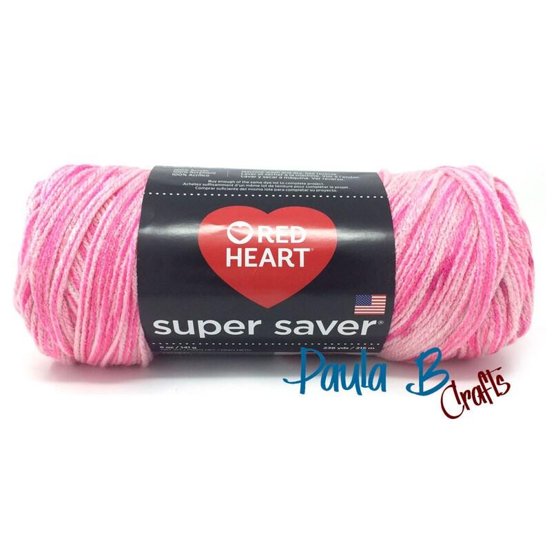 TOURMALINE  Red Heart Super Saver Yarn  5 oz  141 grams  236 yards