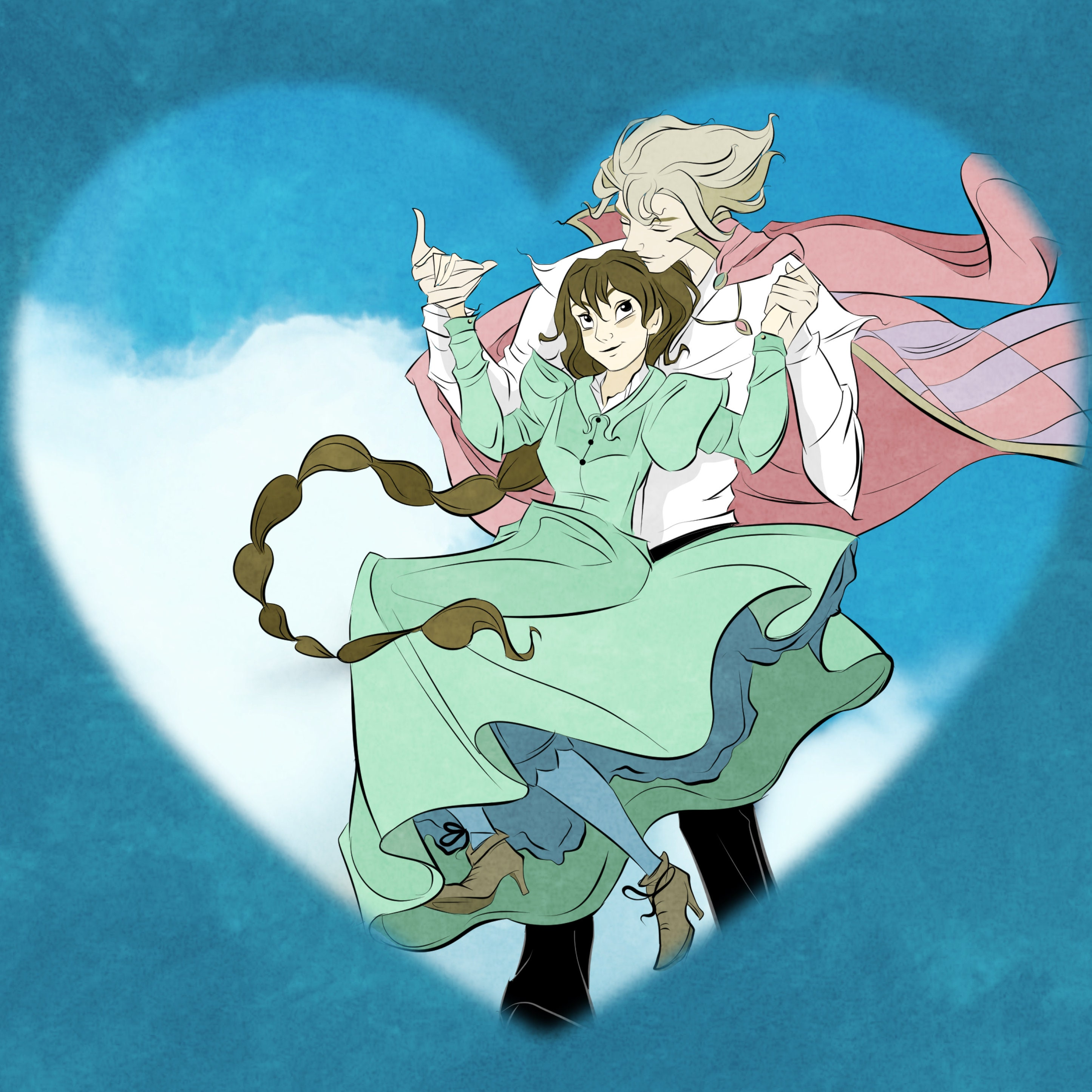 Howl/'s Moving Castle Sophie/'s Hat Acrylic Pin