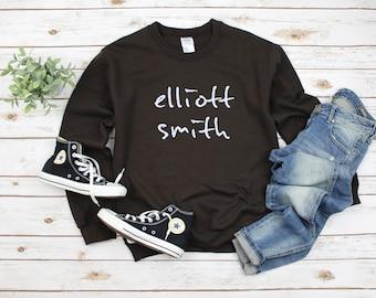 Elliott Smith Sweatshirt Unisex Heavy Blend Crewneck Sweatshirt d917eb0fe17e