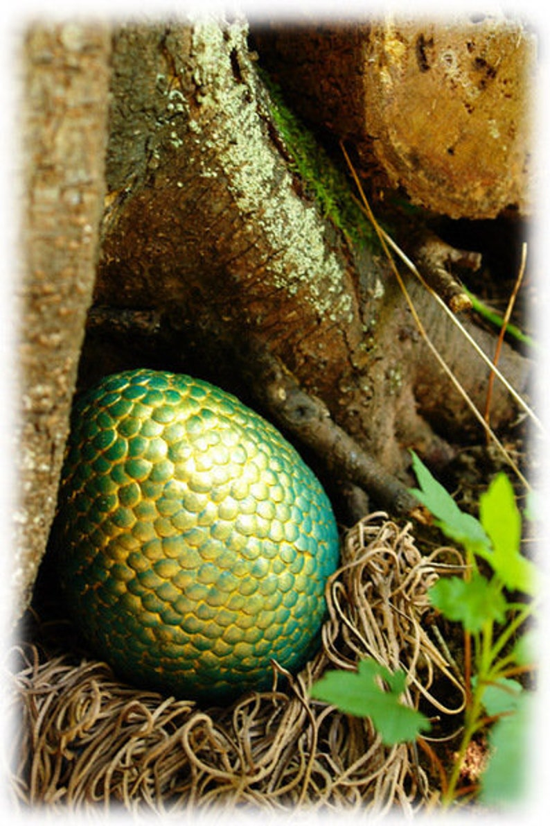 Mystic Egg with secret compartment image 0