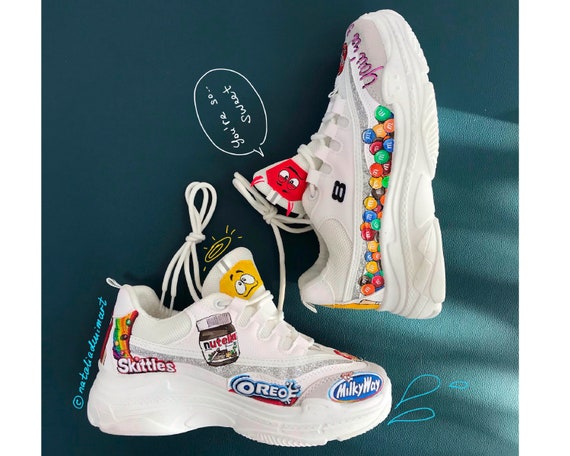 Custom painted Skechers sneakers nike air force 1 sneakers for women Customized nike shoes Hand painted shoes Custom painted nikes shoes