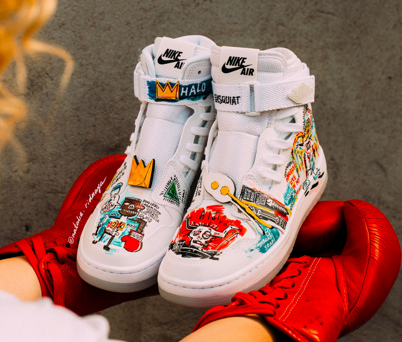 Custom hand painted Nike Air Force ones Jordan 1 1s women sneakers Aesthetic colored Nikes airforce af1 jordans men womens shoes Sneaker art
