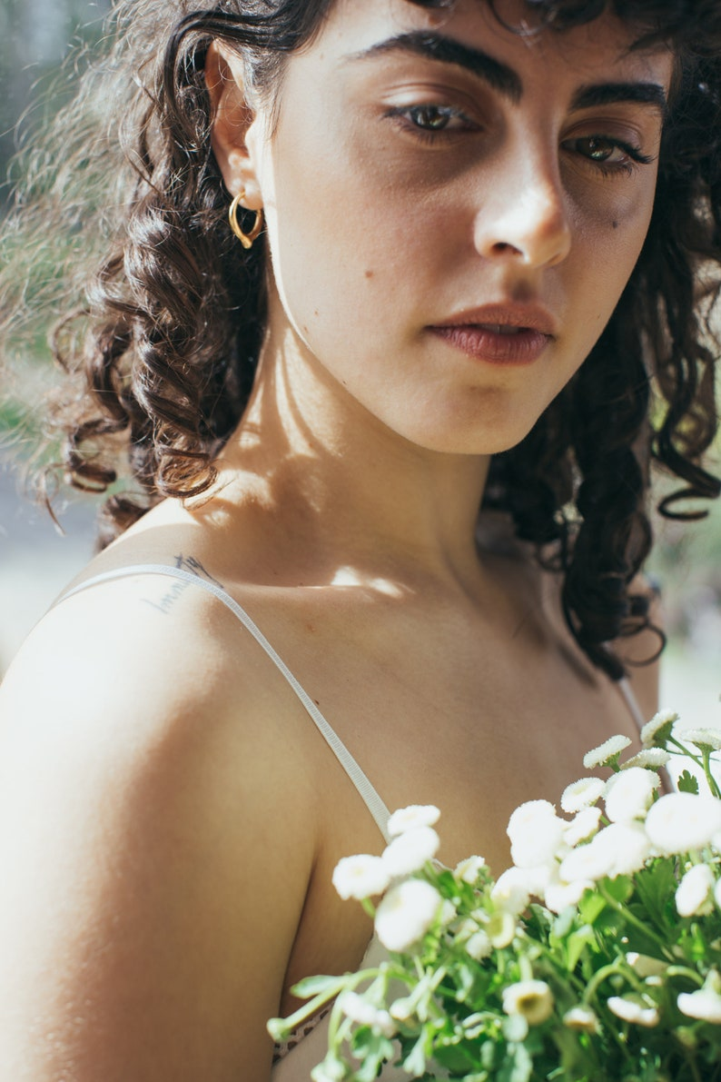 White Lingerie Boho Lingerie White Cotton Lingrie Set Wedding Lingerie Lace Lingerie Lingerie Set Bralette Women White Bra Panties