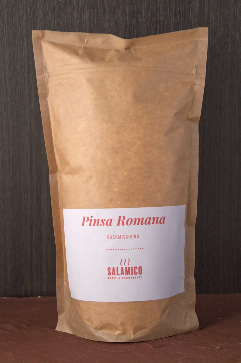 Pinsa Romana  Baking mix image 1